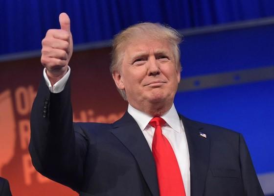 Tỷ lệ ủng hộ D.Trump tăng cao hơn bà Clinton ảnh 1
