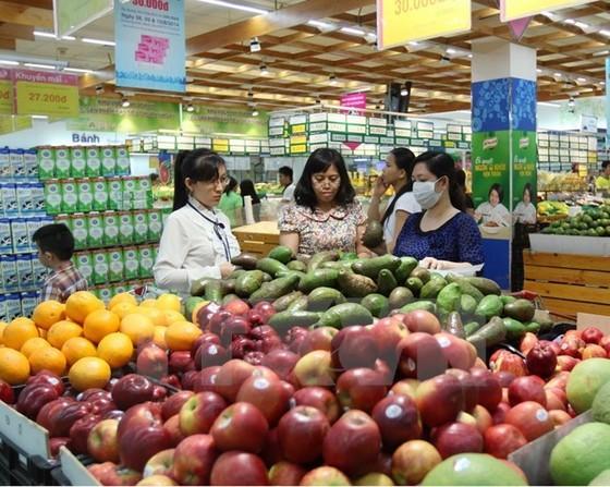 CPI tháng 7 Hà Nội tiếp tục tăng nhẹ ảnh 1