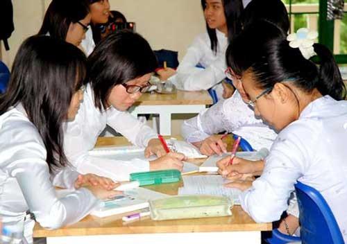 Giải thể dạy thêm học thêm trong trường học ảnh 1