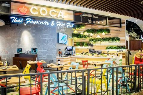 COCA Restaurants mở nhà hàng thứ 4 tại TPHCM ảnh 1