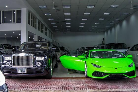 Nghi vấn hải quan tiếp tay hạ giá siêu xe để trốn thuế ảnh 1