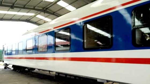 Đường sắt Sài Gòn đưa vào sử dụng toa tàu thế hệ mới ảnh 1