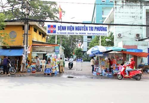 Bệnh viện Nguyễn Tri Phương: Thiếu trách nhiệm, nợ đầm đìa! ảnh 1