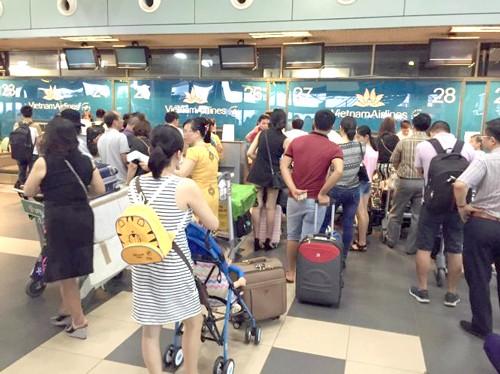 Hệ thống thông tin sân bay bị tấn công, dữ liệu khách hàng gặp nguy ảnh 1