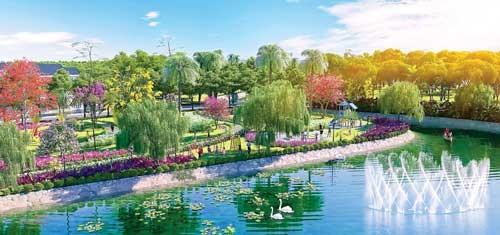 Hé lộ các ông lớn hợp tác phát triển dự án Park Riverside ảnh 2