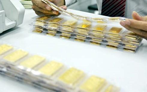 TPHCM kiến nghị lập sàn giao dịch vàng vật chất ảnh 1
