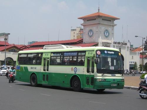 TPHCM thí điểm 3 tuyến xe buýt không trợ giá ảnh 1