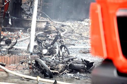 Khởi tố hình sự vụ cháy lớn quán karaoke ảnh 1