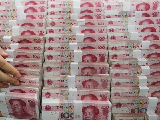 """Trung Quốc """"bơm"""" 65 tỷ USD vào hệ thống tài chính ảnh 1"""