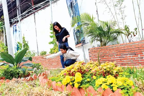 Biến bãi rác thành vườn hoa ảnh 3