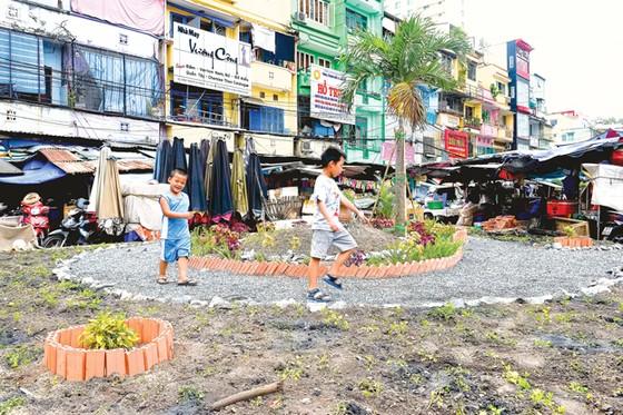 Biến bãi rác thành vườn hoa ảnh 6