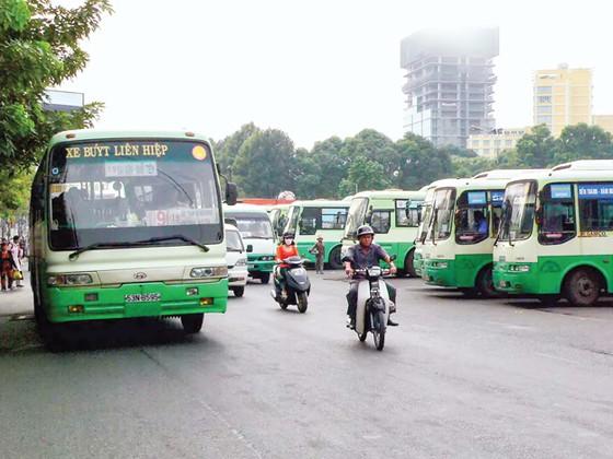 Ngăn chặn gian lận tiền trợ giá xe buýt ảnh 1