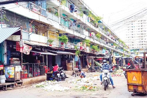 Cải tạo chung cư cũ: Thiếu cơ chế thu hút đầu tư ảnh 1
