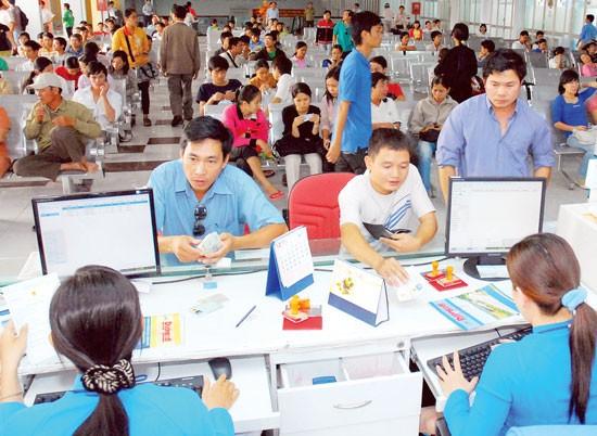 Ga Sài Gòn tiếp tục bán 17.500 vé tàu tết ảnh 1