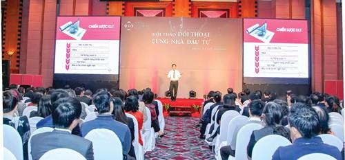 IR tốt gia tăng giá trị doanh nghiệp ảnh 1