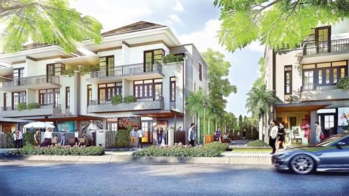 Kiến Á mở bán 30 căn biệt thự phố vườn Lavila ảnh 1