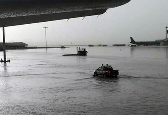 Gấp rút xây hồ chống ngập Tân Sơn Nhất ảnh 1