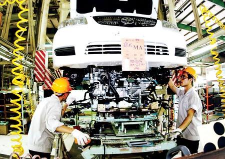 Phát triển CN ô tô thành ngành kinh tế chủ lực ảnh 1