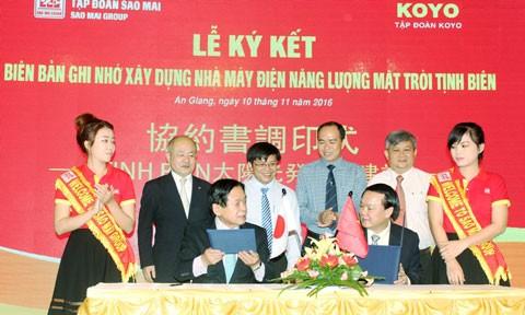 Hợp tác XKLĐ Sao Mai Group và Koyo Group ảnh 1