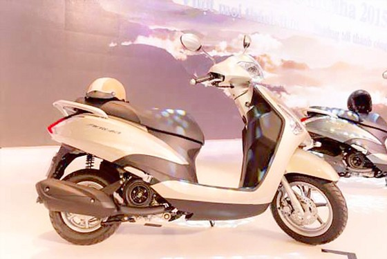 Yamaha Việt Nam thu hồi 31.650 xe máy bị lỗi ảnh 1