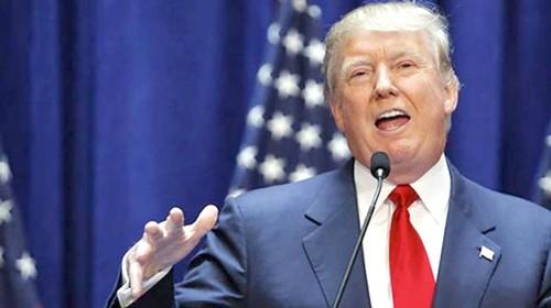 Ông Trump khẳng định chỉ nhận lương 1 USD/năm ảnh 1