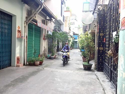 Những khu phố không rác ảnh 1