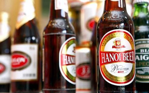 Bia Hà Nội dần lép vế trong cuộc đua thị phần ảnh 1