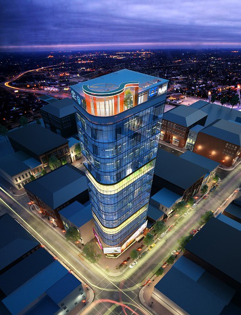 Ra mắt dự án C.T Plaza Võ Văn Kiệt ảnh 1