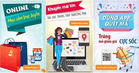 3.000 DN tham gia ngày Online Friday 2-12 ảnh 1