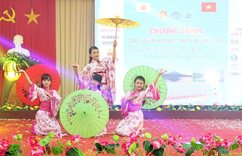 Giao lưu văn hóa Việt – Nhật ảnh 1
