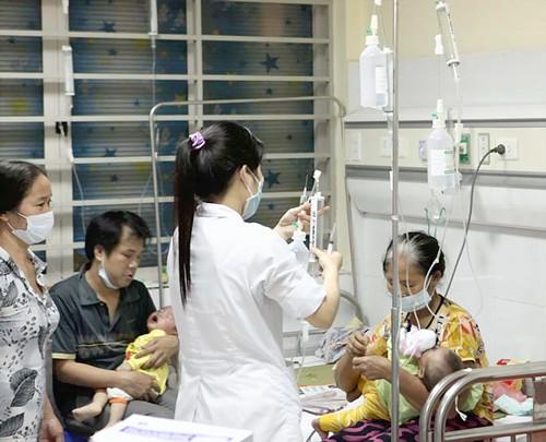Báo động kháng thuốc ở Việt Nam ảnh 1