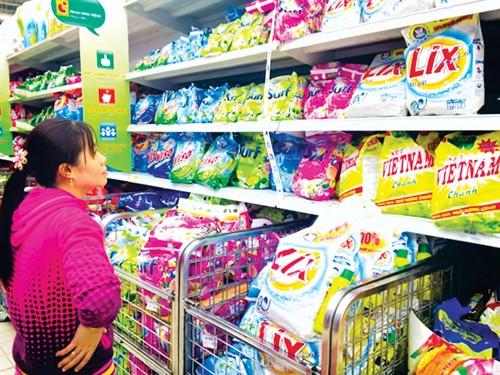 Sóng ngầm thị trường bột giặt ảnh 1