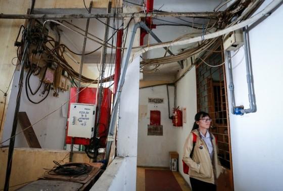 Cuộc sống trong chung cư cũ ở phố Tây Sài Gòn ảnh 4