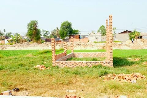 TPHCM: Thu hồi 7.000ha đất cho 880 dự án trong 2017 ảnh 1