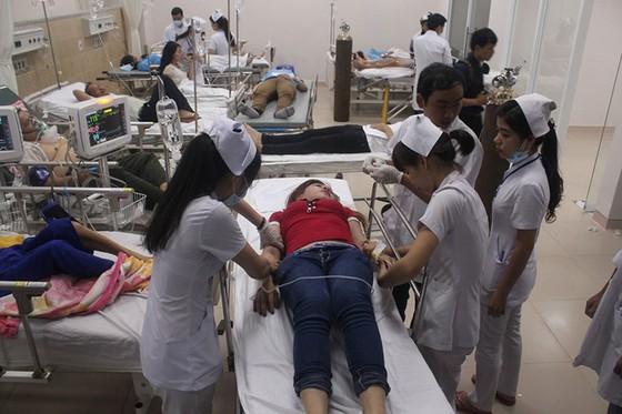 Suất ăn công nhân Đồng Nai chỉ 11.000 đồng ảnh 1
