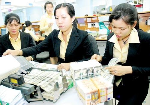 USD tăng, ngân hàng tăng cường vay mượn lẫn nhau ảnh 1