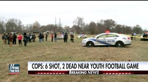 Mỹ: Xả súng ngày lễ Tạ ơn làm 2 người chết ảnh 1