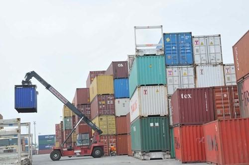 Kim ngạch xuất nhập khẩu cán đích 300 tỉ USD ảnh 1