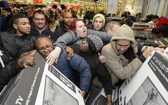 Black Friday : mua sắm trực tuyến thắng lớn ảnh 1