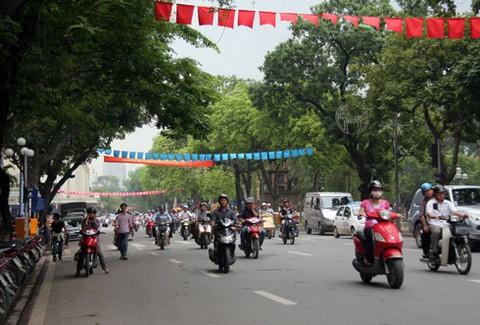 Giá đất Hà Nội cao nhất hơn 1,4 tỷ đồng/m2 ảnh 1