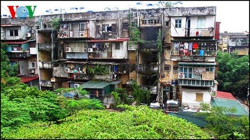 Cải tạo chung cư cũ: Hà Nội đồng hành cùng DN ảnh 1