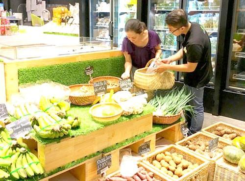 Xu hướng organic chi phối thị trường tiêu thụ thực phẩm ảnh 1
