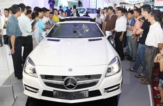Không để thất thu ngân sách đối với ô tô nhập khẩu ảnh 1