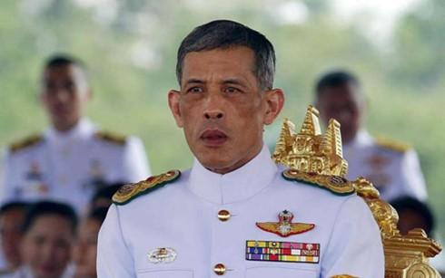 Thái Lan suy tôn Nhà Vua mới ảnh 1