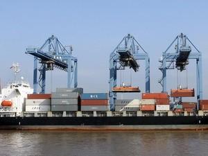 DN xuất khẩu đuối sức vì phí xuất cảng ảnh 1