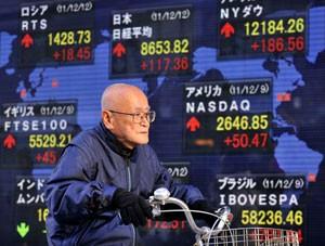 CK châu Á 15-3: Nikkei tăng tiếp ảnh 1