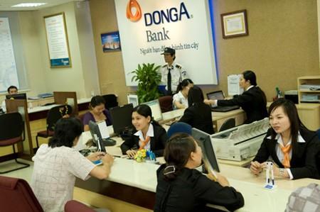 Sáp nhập DongA Bank mới dừng ở ý tưởng ảnh 1