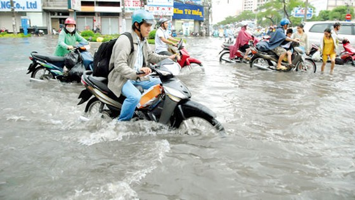Quy hoạch đô thị TPHCM: Biến đổi khí hậu-nguy cơ gần ảnh 1