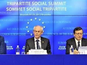 EU ký hiệp ước siết chặt kỷ luật ngân sách ảnh 1
