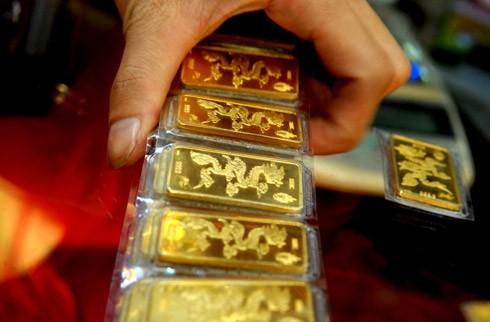 Sáng 10-5: Giá vàng vượt 37,6 triệu đồng ảnh 1